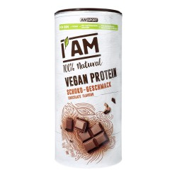 Proteína vegana I'AM 100%...